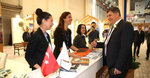 Karşıyaka 'Travel Turkey'de yerini aldı