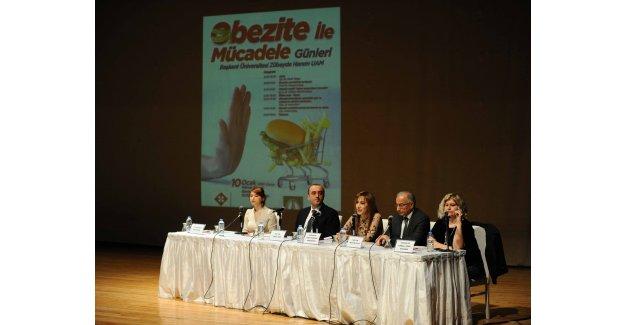 Karşıyaka'da 'Obezite ile Mücadele' zirvesi