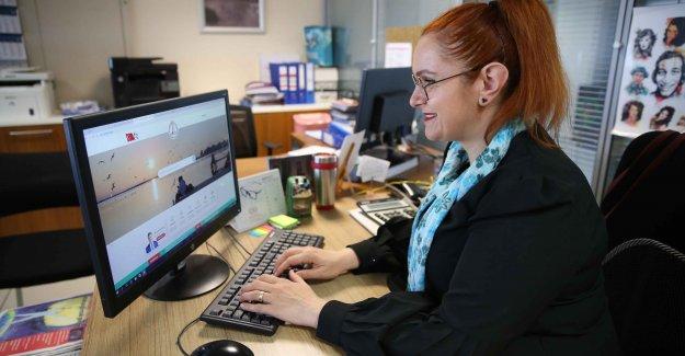 Karşıyaka'da STK'lara e-toplantı desteği