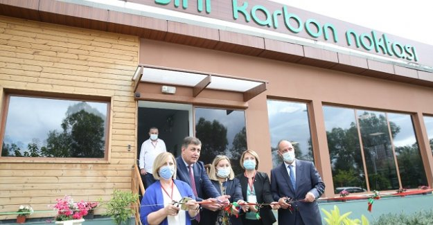 Karşıyaka'da Türkiye'ye örnek iş birliği!