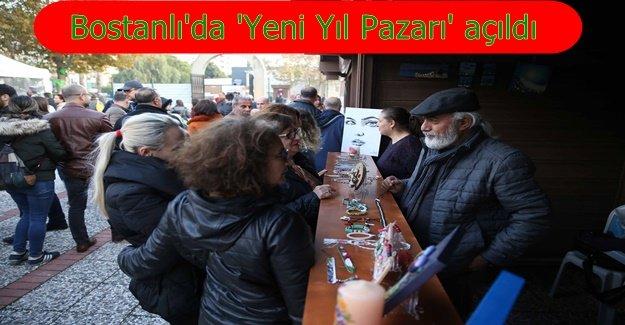 Karşıyaka'da yeni yıl heyecanı başladı!
