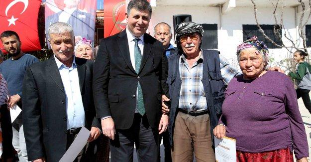 Karşıyaka'nın köyleri arıcılıkla kalkınacak