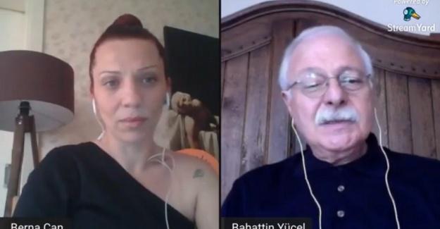 Kemeraltı Hayat Platformu Kemeraltı Sohbetleri'ne Eski Turizm Bakanı Bahattin Yücel 'i konuk etti.
