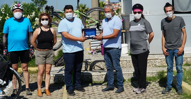 Kent A.Ş.'den Bisikletlilere Özel İstasyon: Bi-dost
