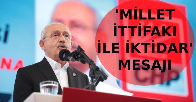 Kılıçdaroğlu İktidar Manifestosunu açıkladı