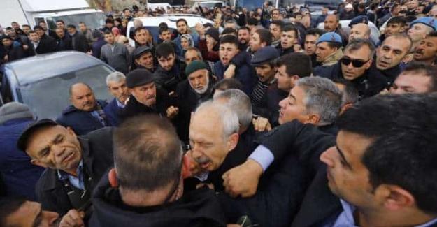 Kılıçdaroğlu'nu yumruklayan saldırgana üç yıl 10 ay hapis istendi