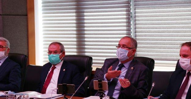 KİT Komisyonunda TRT'ye ticari sır uyarısı, şeffaf ol çağrısı