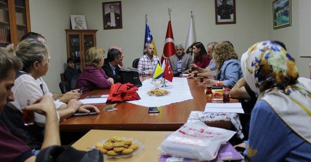 Komutan Şerif Patkoviç'in ağzından Alija İzzetbegoviç