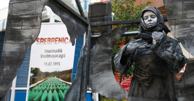 Konak Kent Konseyi Srebrenitsa'yı Unutmadı!