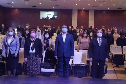 KONAK'TA MAHALLE TEMSİLCİLERİ TOPLANTISI