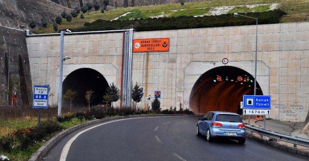 Konak Tüneli'nin sorumluluğu Büyükşehir'de