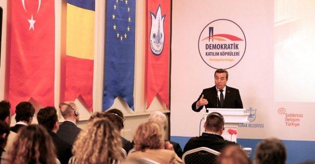 Konak'ta Avrupa heyecanı