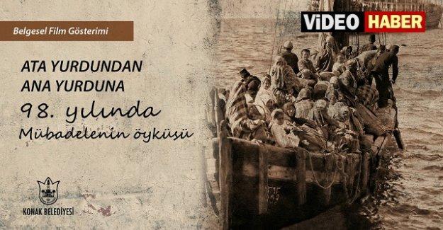 Konak'tan Mübadele belgeseli