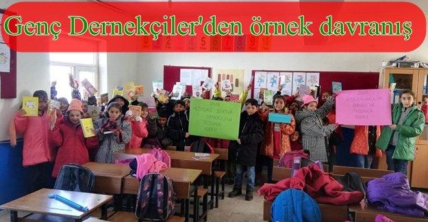 'KOŞUKAVAKLILAR DERNEĞİ' YİNE YARDIM ELİNİ UZATTI