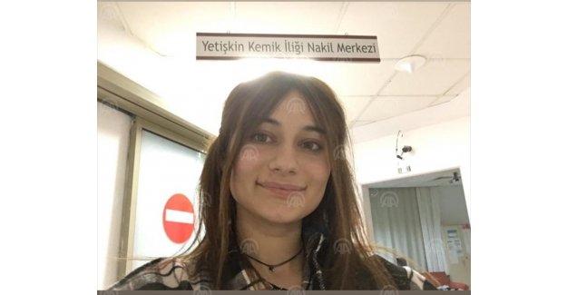 Lösemi hastası Ebru Çelen için uygun donör bulundu