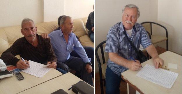 Makedonya Göçmenleri Güçleniyor