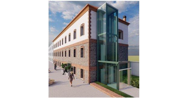 Meclis binası projesi kuruldan geçti