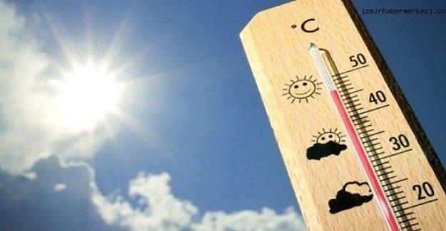 Meteoroloji'den 'sıcaklık' uyarısı geldi