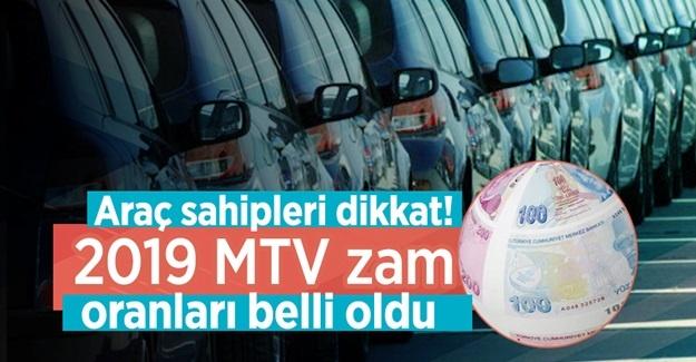 MTV 2019 ZAMMI HESAPLANDI