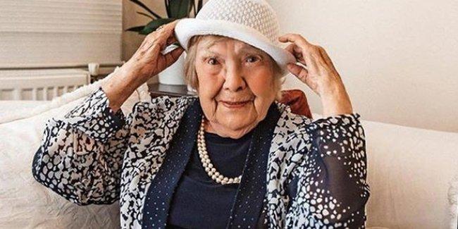 Muazzez İlmiye Çığ: 104 yaşında olduğumu düşündükçe şaşkına dönüyorum artık bıktım yaşamaktan