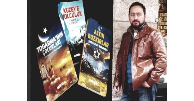 Nadir Doğan'ın son eseri 'CURTUS LUPUS-KURTUN İZİNDE' 2.Baskısını yaptı