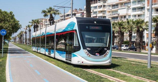 Örnekköy'e de tramvay hattı geliyor