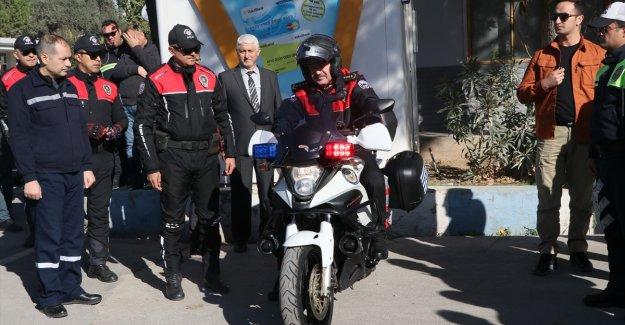 Şehit polis Fethi Sekin'in motosikletini 3 yıl sonra emniyet müdürü kullandı