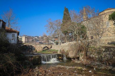 Selinos Antik Kanal Projesi'nde dere temizliği başladı