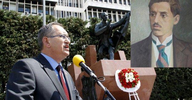 Sertel: Hasan Tahsin 100'ncü yılında resmi törenle anılmalı