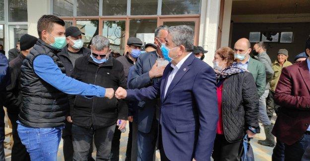 """Serter'den Bergama Belediyesi'ne arazi satışı tepkisi: """"Köylünün topraklarını satamazsınız"""""""