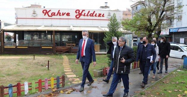 Sevgi Yolu'ndaki tesisi belediye işletecek
