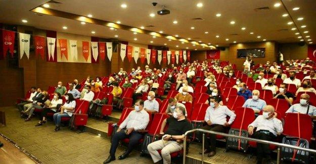 Sındır, CHP Karşıyaka Danışma Kurulu'nu değerlendirdi