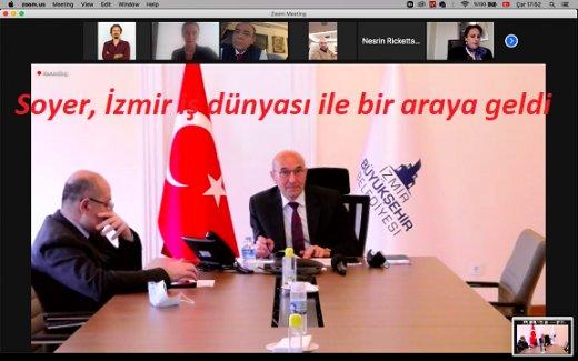"""Soyer: """"İzmir'de binaların envanterini çıkarmaya başlıyoruz"""""""