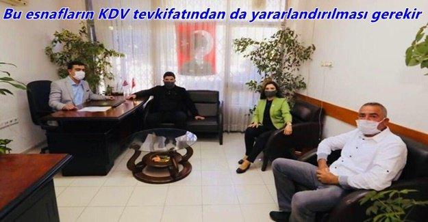 """""""Taksici, minibüsçü ve servisçilerin aldığı akaryakıttan vergi alınmasın"""""""