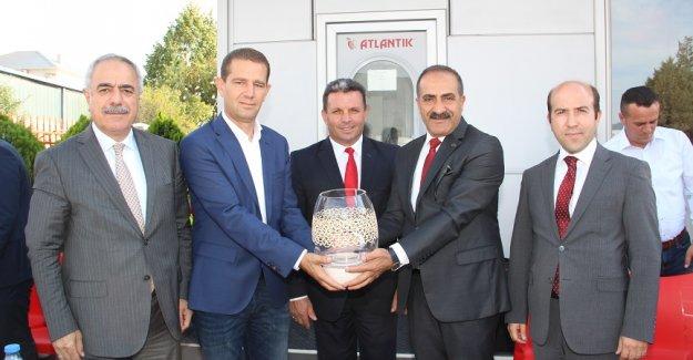 Taze meyve sebze ve meyve sebze mamulleri sektörlerinin hedefi Balkanlar