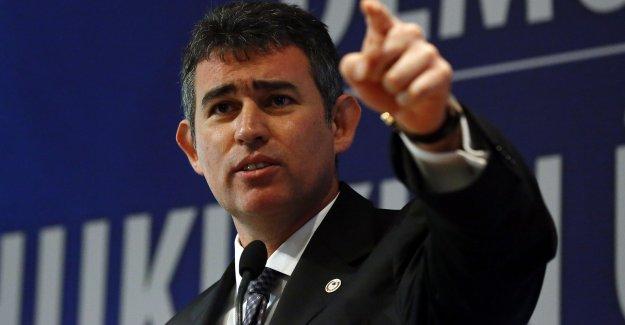 TBB Yönetim Kurulu Üyelerinden, Feyzioğlu'na istifa davet etti