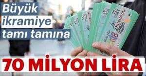 70 Milyon Liralık Bilet Zaman Aşımına Uğradı, İkramiye Devlete Kaldı