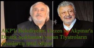 AKP'li belediyede Gezen ve Akpınar korkusu!