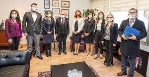 Aydem Perakende, Enerjide Verimlilik Misyonlu AB Projesi 'Enchant' Kapsamında Tunç Soyer İle Buluştu