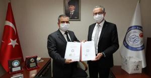 Başkan Arda'dan esnaf temsilcilerine destek ziyareti
