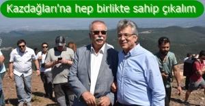 BAŞKAN ARSLAN'DAN MİTİNG DAVETİ