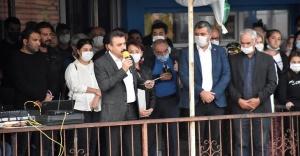 Başkan Kırgöz Deliktaş'ta Açıkladı: O Ocak Açılmayacak
