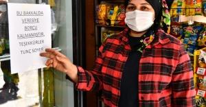 Başkan Soyer'in çağrısıyla 102 bakkalın 1 milyon 300 bin liralık borcu kapatıldı