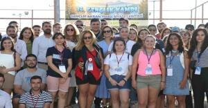 Başkan Tugay CHP'li gençlerle buluştu