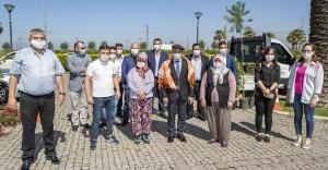 Bayındır'dan Başkan Soyer'e anlamlı ziyaret