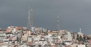 BAYRAKLI'DAKİ TV VERİCİLERİ KALDIRILIYOR