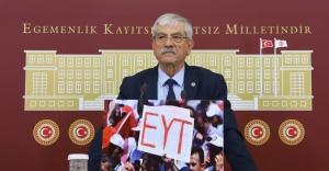 Beko: EYT'li yurttaşlarımız sesleniyor; görmeyen gözler görsün, duymayan kulaklar duysun artık!