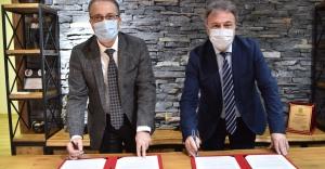 Belediye ve Tapu Müdürlüğü arasında protokol