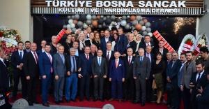 Bosna Sancak Derneği 30 yaşında