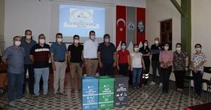 """BURHANİYE BELEDİYESİ """"SIFIR ATIK BELGESİ""""Nİ ALDI"""